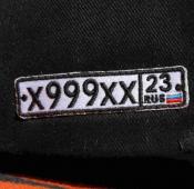 Индивидуальный шеврон 6х1.5   500 руб